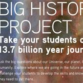 Bill Gates công bố dự án Big History Project: Lược sử 13,7 tỉ năm vũ trụ