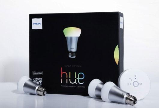Philips Hue ra mắt bóng đèn LED điều khiển từ xa