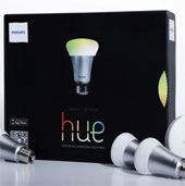 Philips Hue ra mắt bóng đèn LED điều khiển từ xa BR30