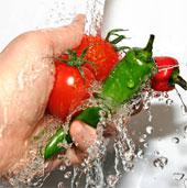 Cách rửa rau củ sạch và an toàn