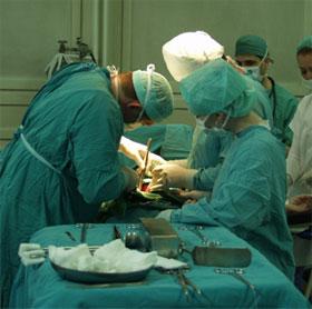 Hoa tiêu của bác sĩ phẫu thuật