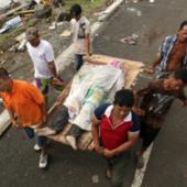 10.000 người có thể đã chết do bão Haiyan ở Philippines