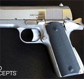 """Cận cảnh khẩu súng """"xịn"""" từ máy in 3D đầu tiên trên thế giới"""