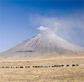Núi lửa mát nhất thế giới