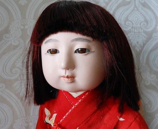 Búp bê mọc tóc Okiku