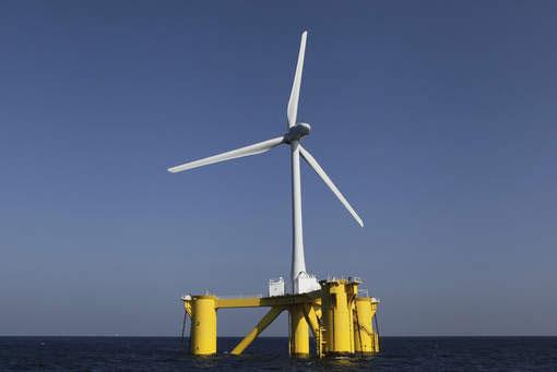 Nhật xây dựng nhà máy điện gió ngoài khơi