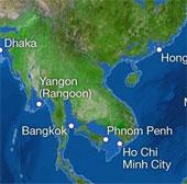 """TP. Hồ Chí Minh sẽ bị """"nhấn chìm"""" nếu băng 2 cực tan chảy"""