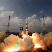 Tàu thăm dò sao Hỏa của Ấn Độ lên quỹ đạo 100.000 km