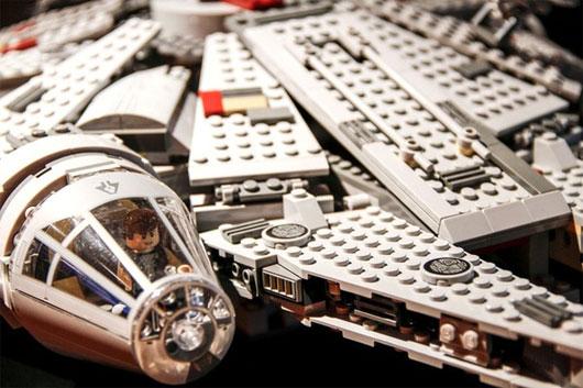 20 điều có thể bạn chưa biết về LEGO
