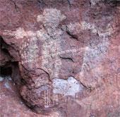 Bức tranh 10.000 năm tuổi trên hang động ở Brazil
