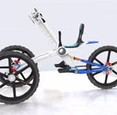 """10 mẫu xe đạp có thiết kế """"bá đạo"""" nhất"""