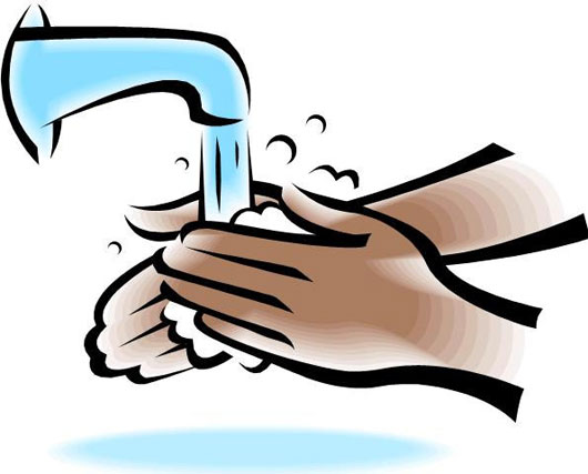 12 nguyên tắc không thể bỏ qua trong việc giữ vệ sinh cơ thể