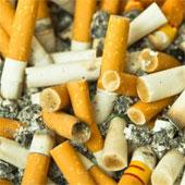 Tái chế tàn dư thuốc lá