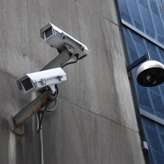 Sinh viên Vladimir chế tạo hệ thống giám sát video độc đáo