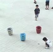 Video: Robot thùng rác