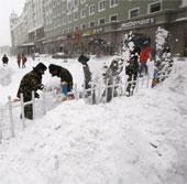 Bão tuyết lớn nhất nửa thế kỷ ở Trung Quốc