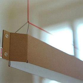 Đèn điện bằng bìa cứng