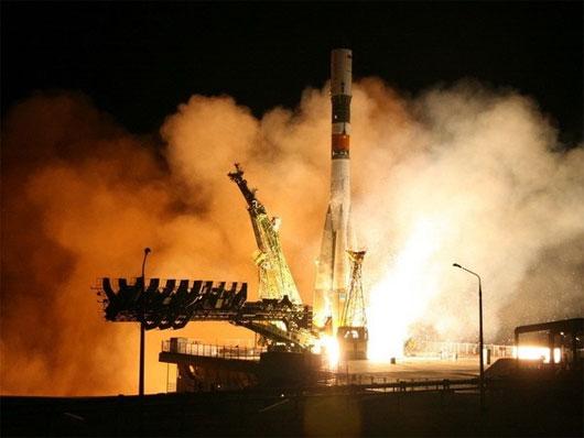 Nga phóng tàu Tiến bộ M-21M lên Trạm Vũ trụ ISS