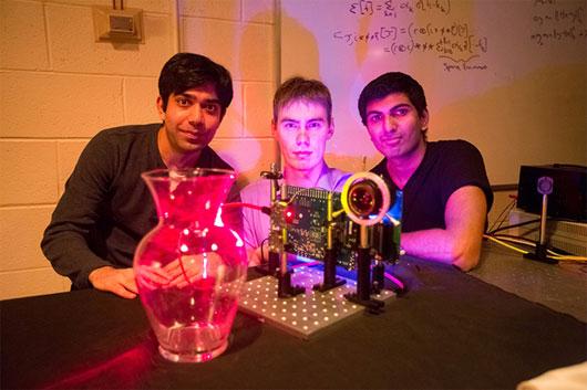 Camera nano tốc độ ánh sáng