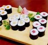 Ăn sushi có thể gây hại cho tim