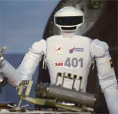 Video: Giới thiệu robot hình người thế hệ mới SAR - 401