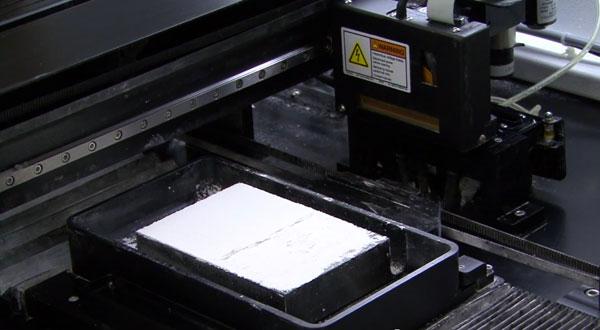 Máy in điều trị chấn thương từ công nghệ 3D