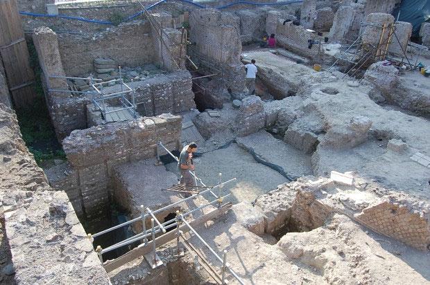 Phát hiện nơi Hoàng đế La Mã đầu tiên ra đời