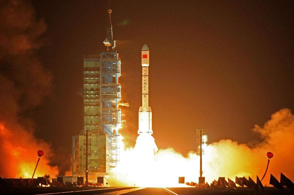 """Trung Quốc phóng thành công vệ tinh """"Dao Cảm 13"""""""