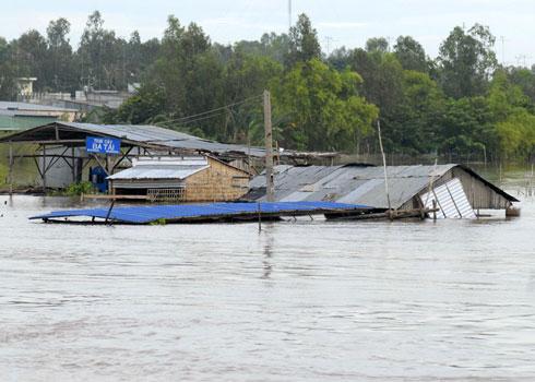 Pháp giúp Việt Nam ứng phó biến đổi khí hậu