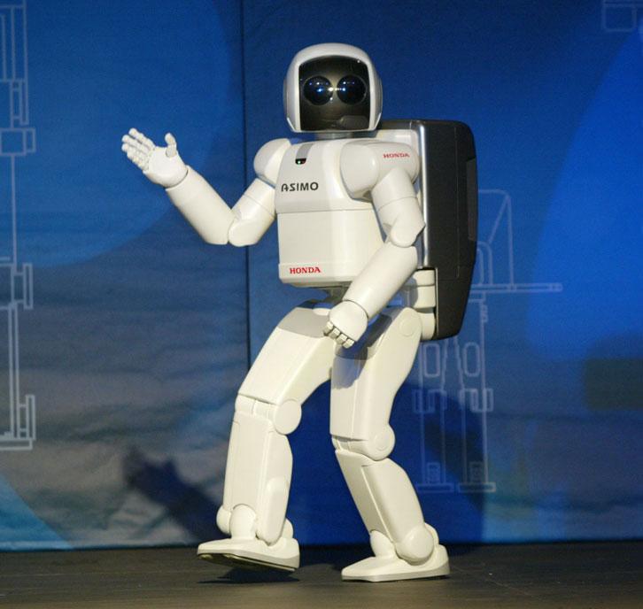 Video: Khả năng tuyệt vời của ASIMO thế hệ mới