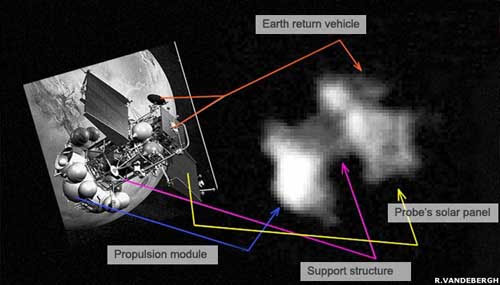 ESA ngừng tìm kiếm Phobos-Grunt