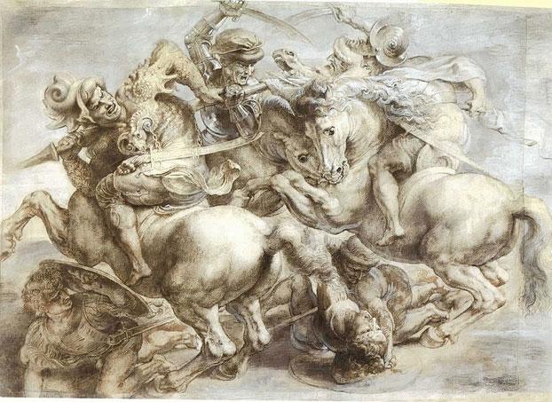 Bí ẩn kiệt tác bị thất lạc của Leonardo Da Vinci