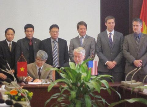 Việt Nam hợp tác với NASA về vũ trụ
