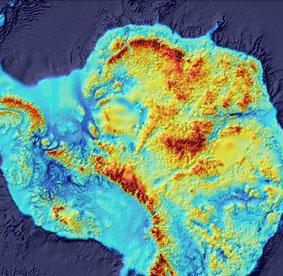 """Bí ẩn """"thế giới ngầm"""" dưới đáy Nam Cực"""