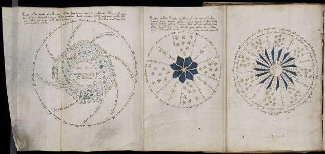 Một trang bản thảo Michael Wilfrid Voynich bí ẩn