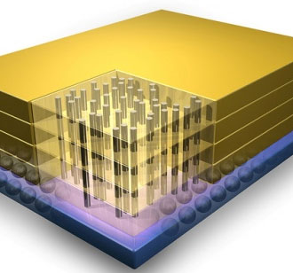 IBM cho ra mắt Chip 3D đầu tiên