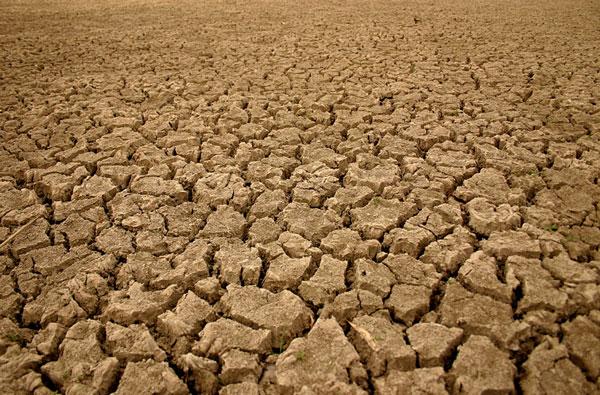 Nạn hạn hán sẽ lan rộng, nguồn nước khan hiếm nghiêm trọng