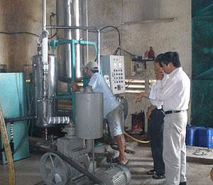 Công nghệ mới tách nước thành hydro và oxy giá rẻ