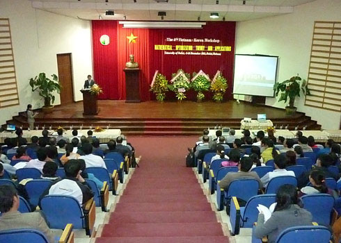Khai mạc hội thảo toán học Việt Nam - Hàn Quốc
