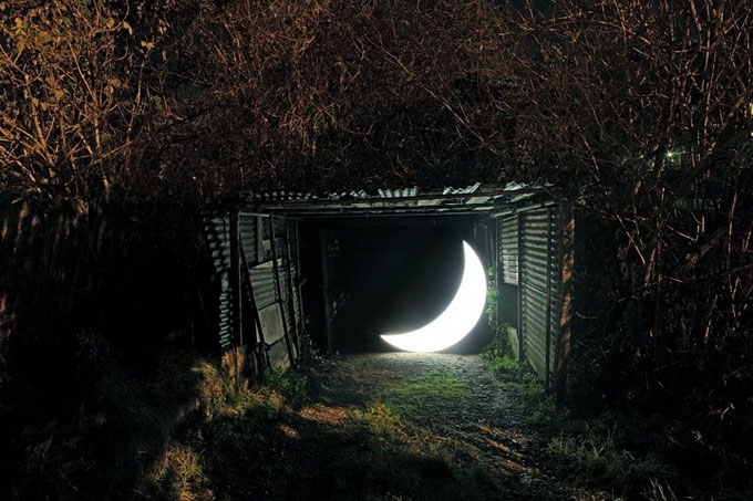 """Ảnh đẹp: Bộ ảnh """"Mặt trăng của riêng"""" (1)"""