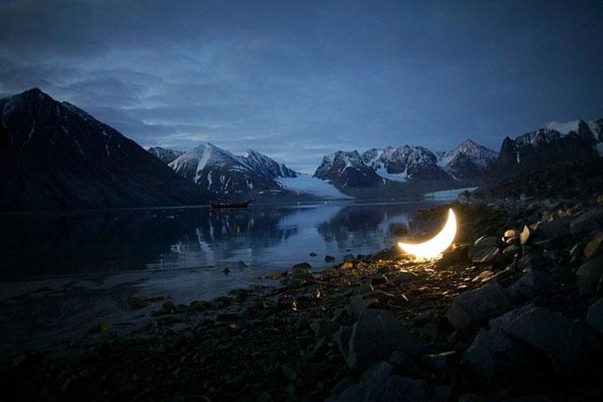 """Ảnh đẹp: Bộ ảnh """"Mặt trăng của riêng"""" (2)"""