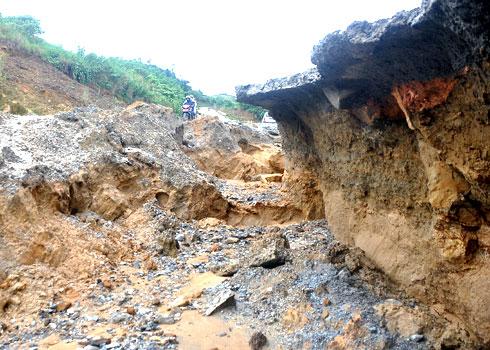 Động đất mạnh Quảng Nam, thủy điện sẽ gây thảm họa