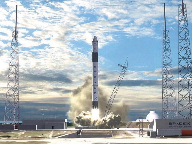 Tư nhân đưa tàu vũ trụ lên trạm không gian quốc tế