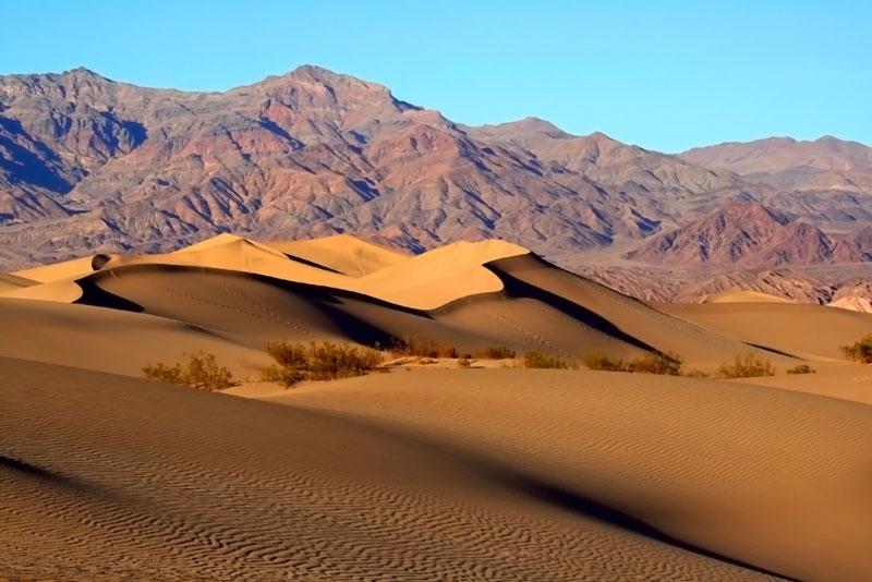 Thung lũng Tử thần, Hoa Kỳ