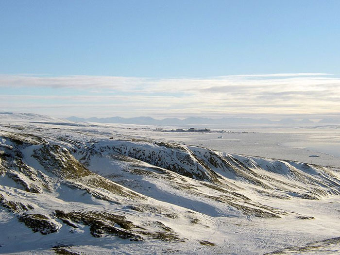 Đảo Ellesmere, Canada