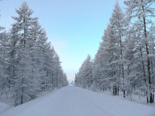 Oymyakon, Nga