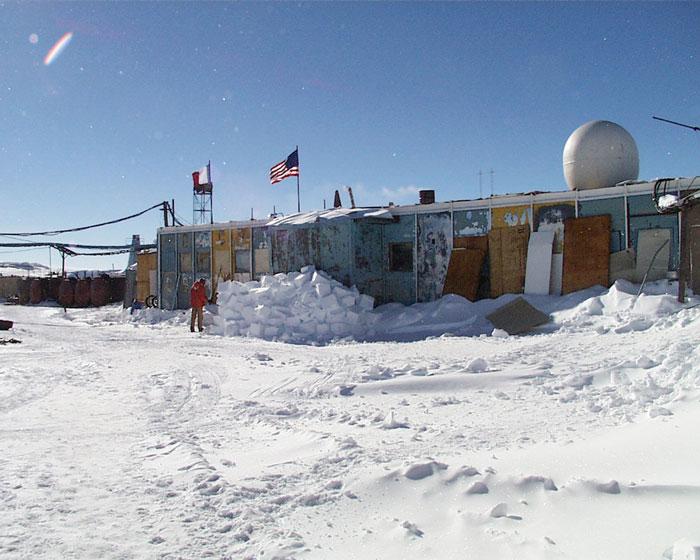 Trạm Vostok, Nga