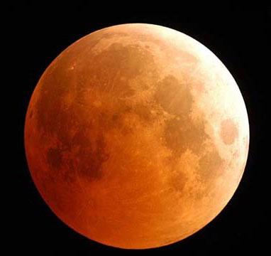 Nguyệt thực: Vì sao mặt trăng lại đỏ và lớn khác thường?