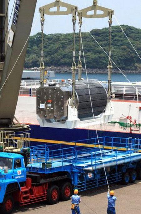 Phát hiện rò rỉ hạt nhân ở nhà máy điện hạt nhân Genkai.