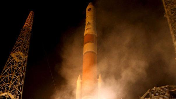 Nga phóng 2 vệ tinh liên lạc lên quỹ đạo Trái Đất